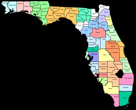 Florida steel rule die