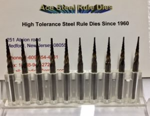 Steel Rule Die Router Bits (Used)