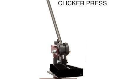 manual clicker press