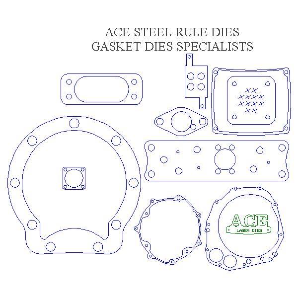 Florida gasket steel rule die